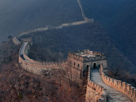 Canva Great Wall Sunset (1)