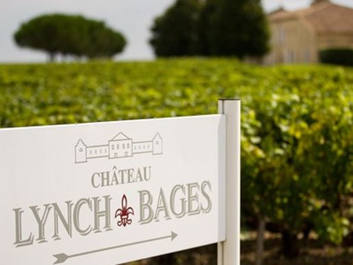 Bordeaux First Growths Credits Chateau Lynch Bages